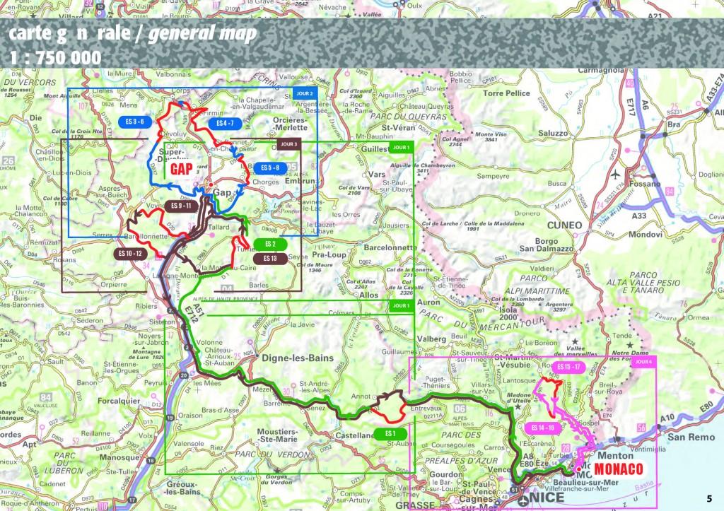 WRC | Rally di Montecarlo - Anteprima 1