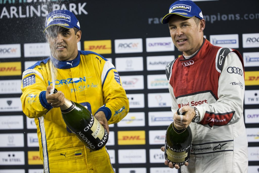 Race Of Champions: Montoya e Germania campioni