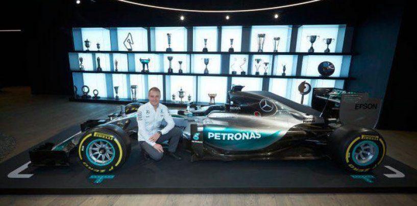 """<span class=""""entry-title-primary"""">Il segreto di Pulcinella: Bottas e la Mercedes, ormai possono anche non dircelo...</span> <span class=""""entry-subtitle"""">Prime foto 'leaked' del finlandese a fianco alla Freccia d'Argento</span>"""