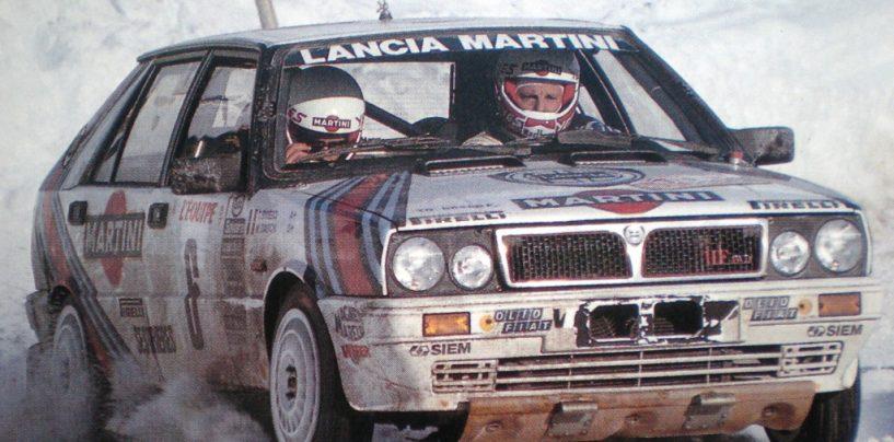 """<span class=""""entry-title-primary"""">Il """"Monte"""" dei miracoli</span> <span class=""""entry-subtitle"""">30 anni fa il successo di Biasion/Siviero con la Lancia</span>"""