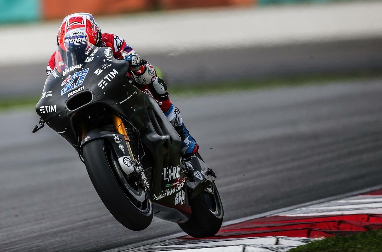 MotoGP   Test day 1 a Sepang: Stoner su tutti, Lorenzo prende confidenza con la Ducati