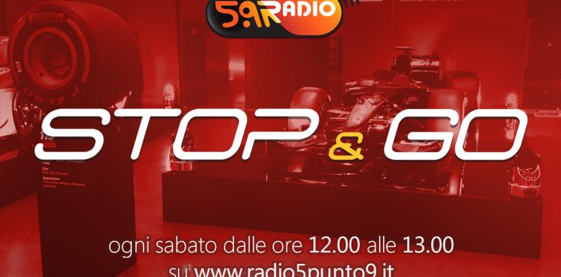 """<span class=""""entry-title-primary"""">""""Stop&Go"""" live sabato 18 febbraio alle ore 12.00 su Radio 5.9</span> <span class=""""entry-subtitle"""">La trasmissione di Passione a 300 all'ora in diretta fino alle 13</span>"""