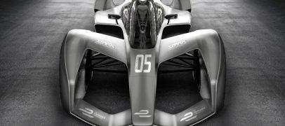 Formula E   Ecco il concept della nuova Spark SRT-05