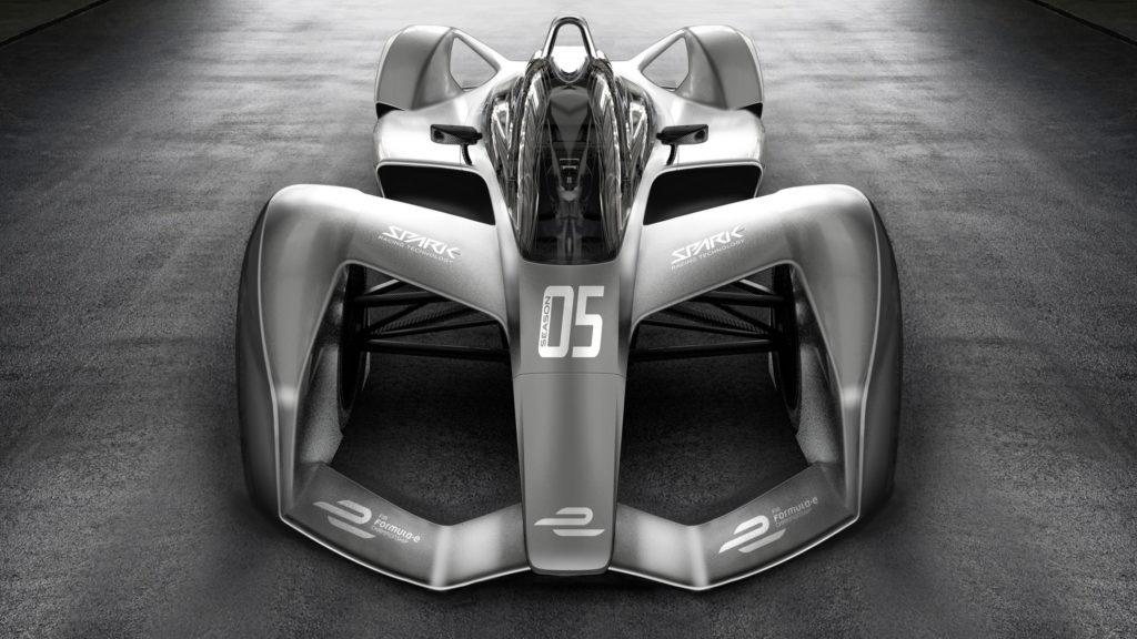 Formula E | Ecco il concept della nuova Spark SRT-05