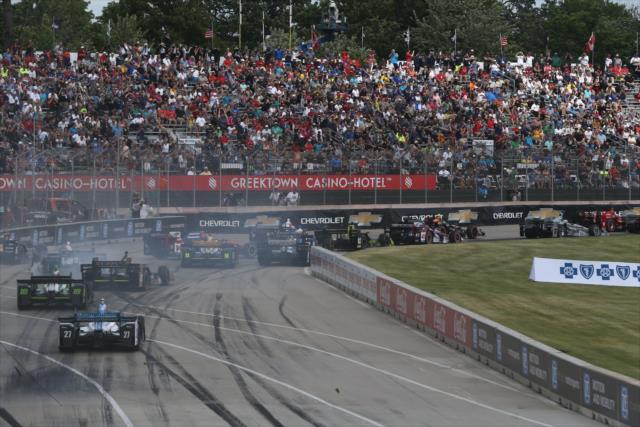 Indycar   Detroit 2017   Anteprima