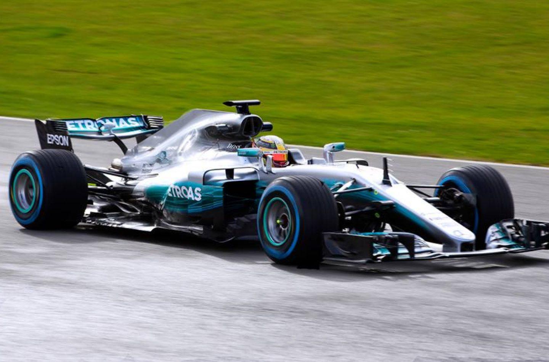 F1 | Presentata la nuova Mercedes W08