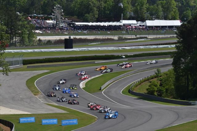 Indycar | Alabama 2017 | Anteprima