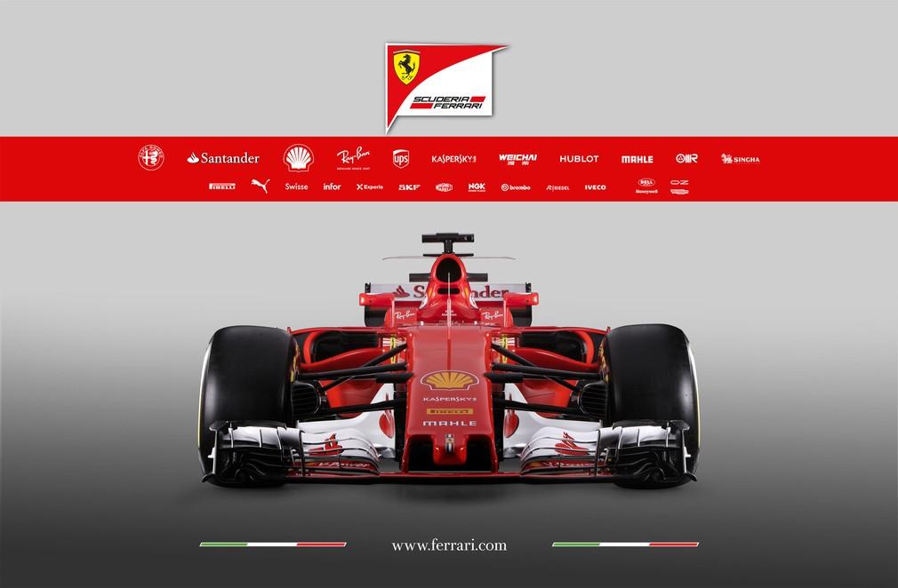 F1   Presentata la nuova Ferrari SF70-H 4