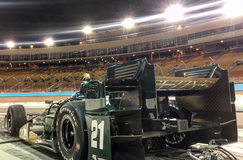 Indycar   I risultati del secondo giorno di test
