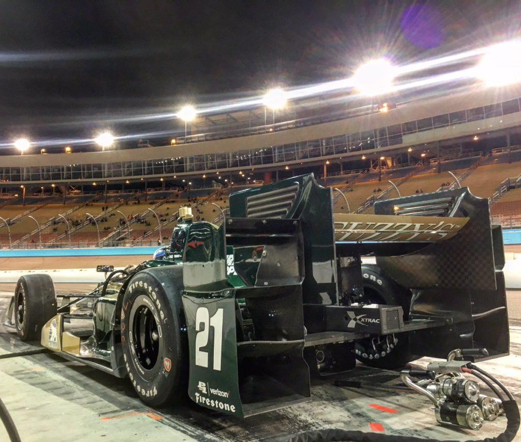 Indycar | I risultati del secondo giorno di test
