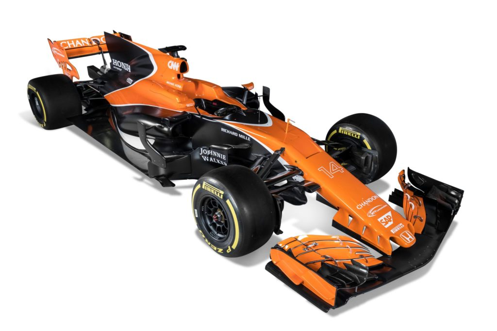 F1   Presentata la nuova McLaren MCL32 1