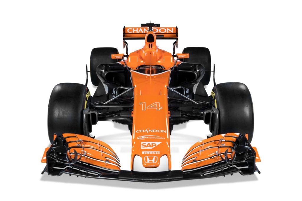 F1   Presentata la nuova McLaren MCL32 2