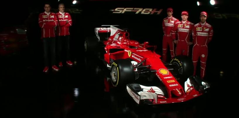 """<span class=""""entry-title-primary"""">Una rossa silenziosa</span> <span class=""""entry-subtitle"""">Dopo mesi di calma piatta, ecco la nuova Ferrari</span>"""