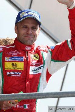 WEC   Bruni e Ferrari si separano, Pierguidi al suo posto