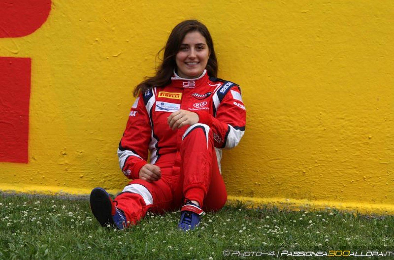 F1 | Tatiana Calderón development driver della Sauber