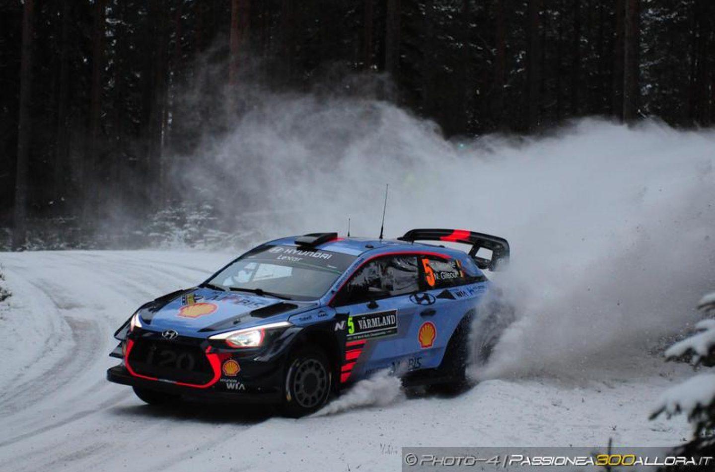 WRC | Svezia: un Neuville incontrastabile domina nel pomeriggio