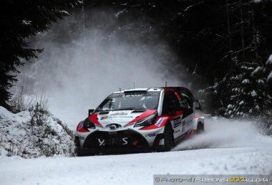 WRC   Svezia: Neuville sbatte nella superspeciale, Latvala nuovo leader