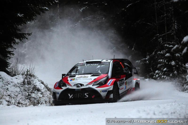 WRC | Svezia: Neuville sbatte nella superspeciale, Latvala nuovo leader