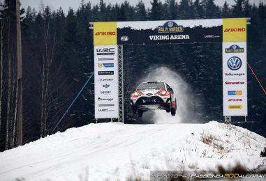 WRC   Svezia: Latvala riporta al successo Toyota dopo quasi 18 anni!