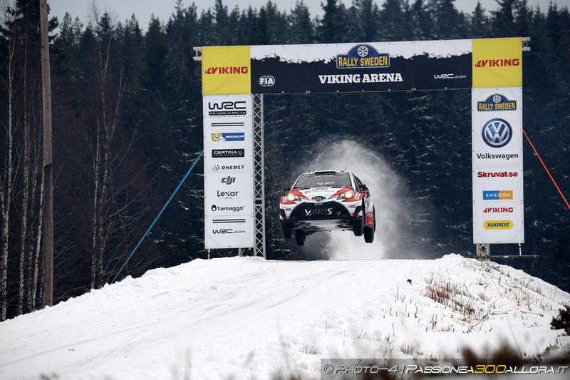 WRC | Svezia: Latvala riporta al successo Toyota dopo quasi 18 anni!