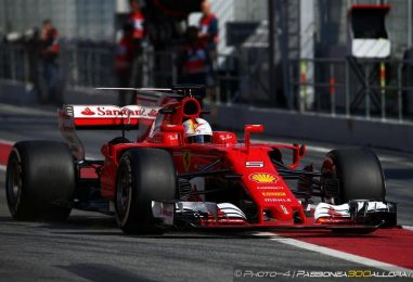 F1 | Test day 1: Vettel in testa al mattino