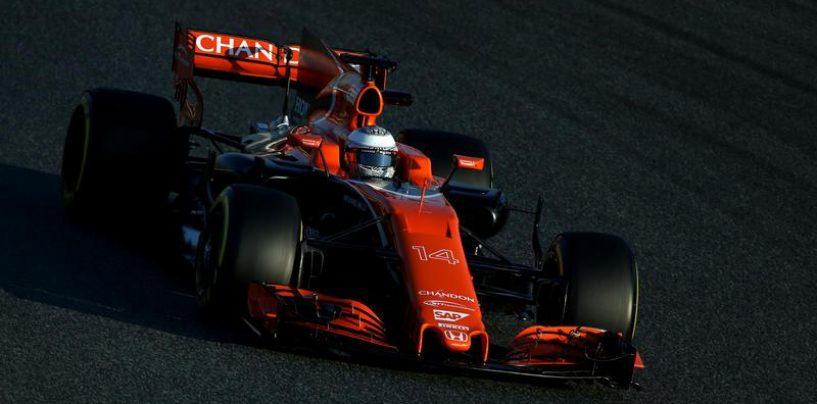 """<span class=""""entry-title-primary"""">Mclaren Honda, inizio shock!</span> <span class=""""entry-subtitle"""">tanta delusione nella prima giornata di test a Barcellona</span>"""