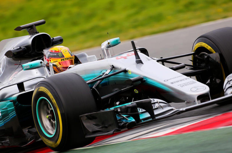 F1 | Test day 2: Hamilton in testa al mattino