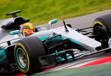 F1 | Test day 2: Hamilton in testa al mattino