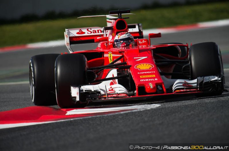 F1 | Test day 2: Räikkönen di pochi millesimi su Hamilton