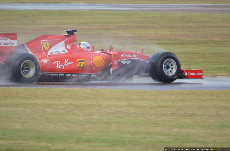 F1 | Esclusivo: il video del crash di Vettel a Fiorano. Test di domani annullati