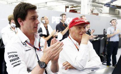 F1   Wolff e Lauda in Mercedes fino al 2020