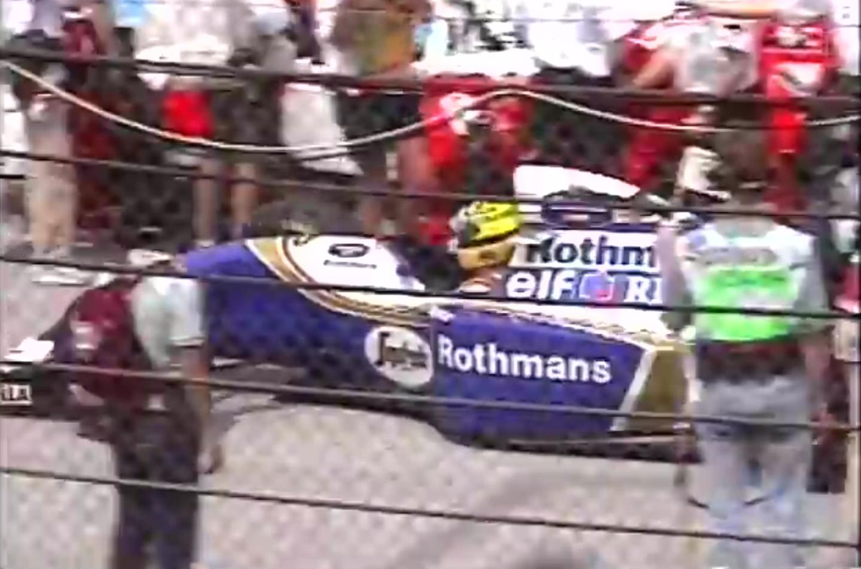 F1 | Imola 1994, altri due video pubblicati da Thomas Grønvold