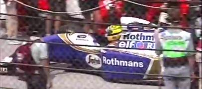 F1   Imola 1994, altri due video pubblicati da Thomas Grønvold