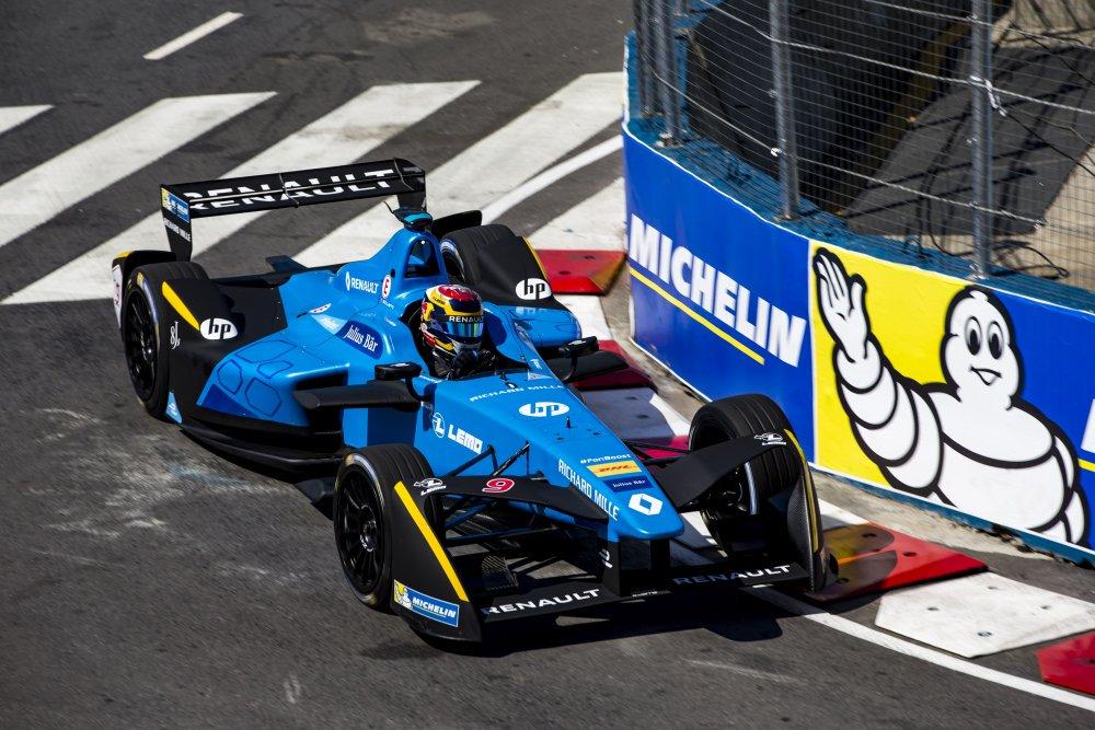 Formula E   Buenos Aires: tripletta per Buemi, primo podio per Techeetah