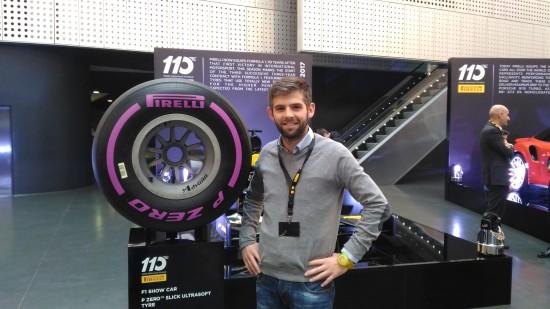 La nuova stagione 2017 di Pirelli 4