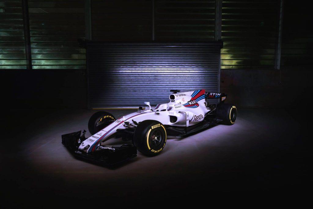 F1   Le prime foto vere della Williams FW40
