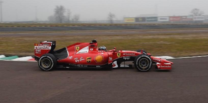 """<span class=""""entry-title-primary"""">F1   Primo test per Giovinazzi sulla Ferrari</span> <span class=""""entry-subtitle"""">Il giovane italiano ha girato a Fiorano per la prima volta su una monoposto di Formula 1</span>"""
