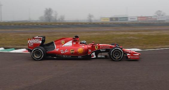 F1 | Primo test per Giovinazzi sulla Ferrari