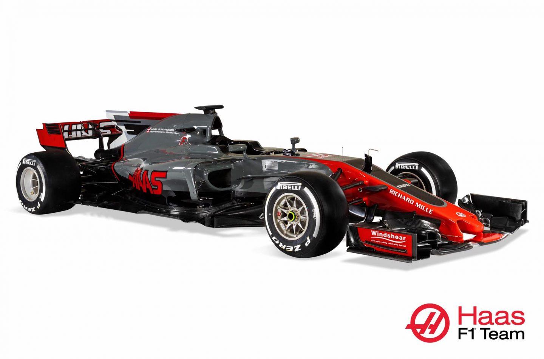F1 | Presentata ufficialmente la Haas VF-17