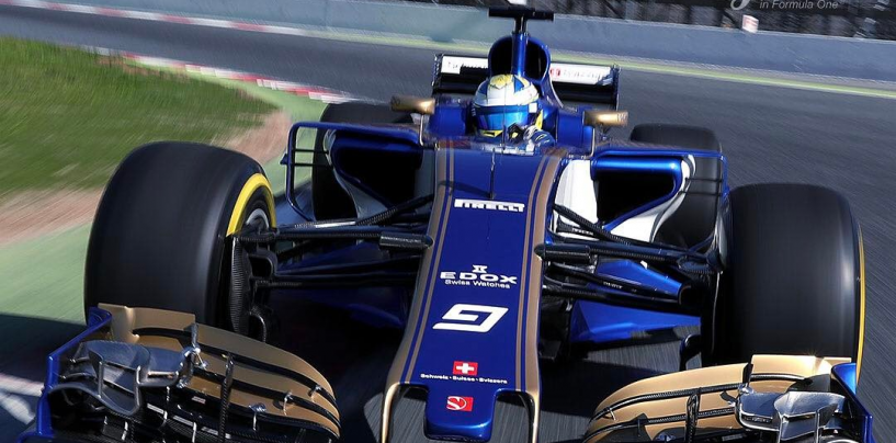"""<span class=""""entry-title-primary"""">F1   Primi giri per la Sauber C36 a Barcellona</span> <span class=""""entry-subtitle"""">La nuova monoposto elvetica è scesa in pista con Ericsson per un filming day</span>"""