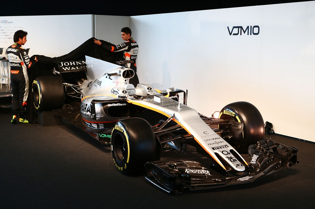 F1 | Presentata la nuova Force India VJM10 1