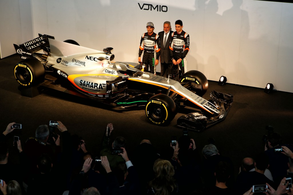 F1 | Presentata la nuova Force India VJM10 2