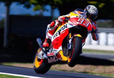 MotoGP   I test di Phillip Island iniziano nel segno di Márquez