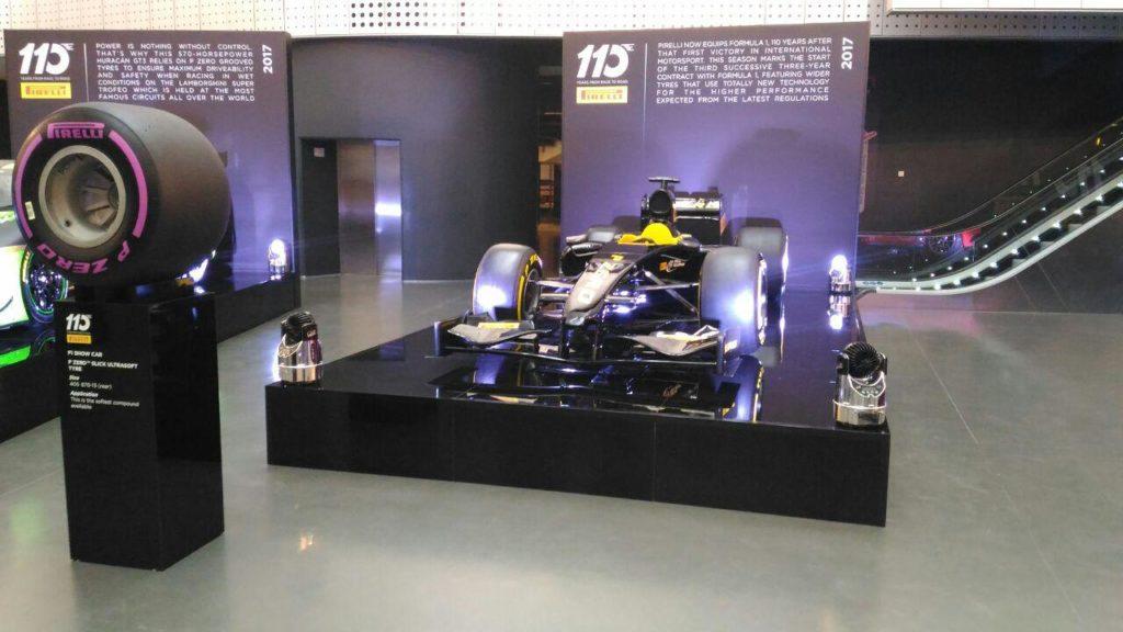 La nuova stagione 2017 di Pirelli