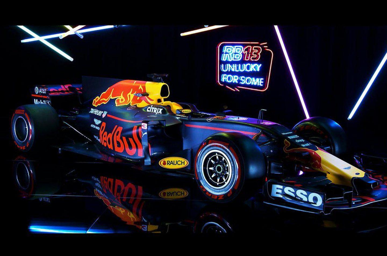 F1 | Ecco la nuova Red Bull RB13!