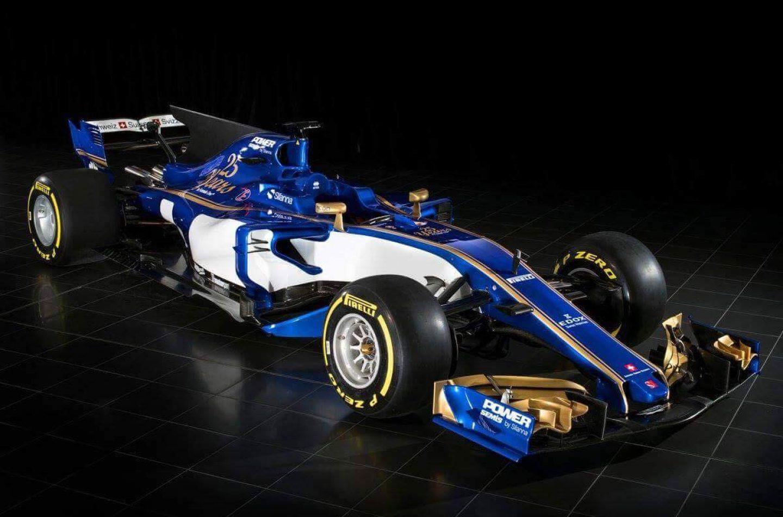 F1   Ecco la Sauber C36!