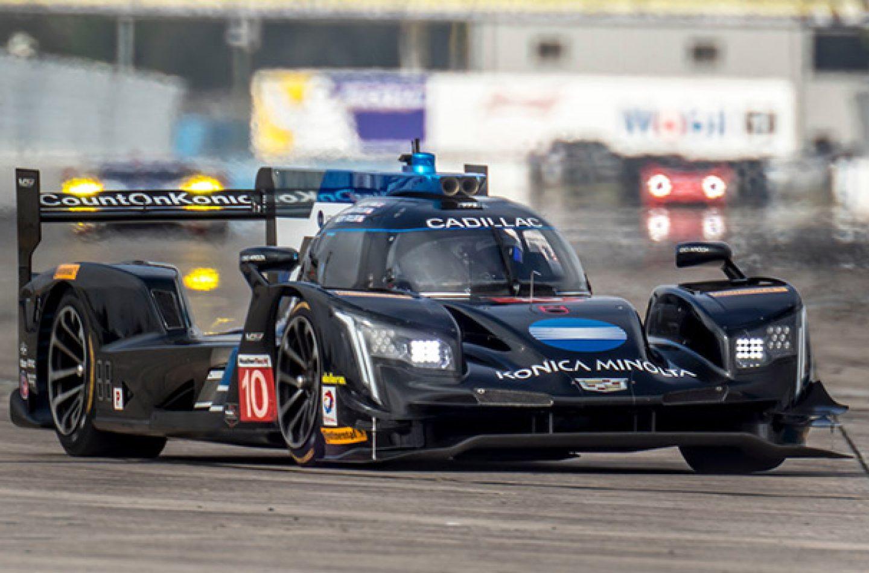 Jordan Taylor al comando nei test di Sebring, Montoya prova la 488 di Risi