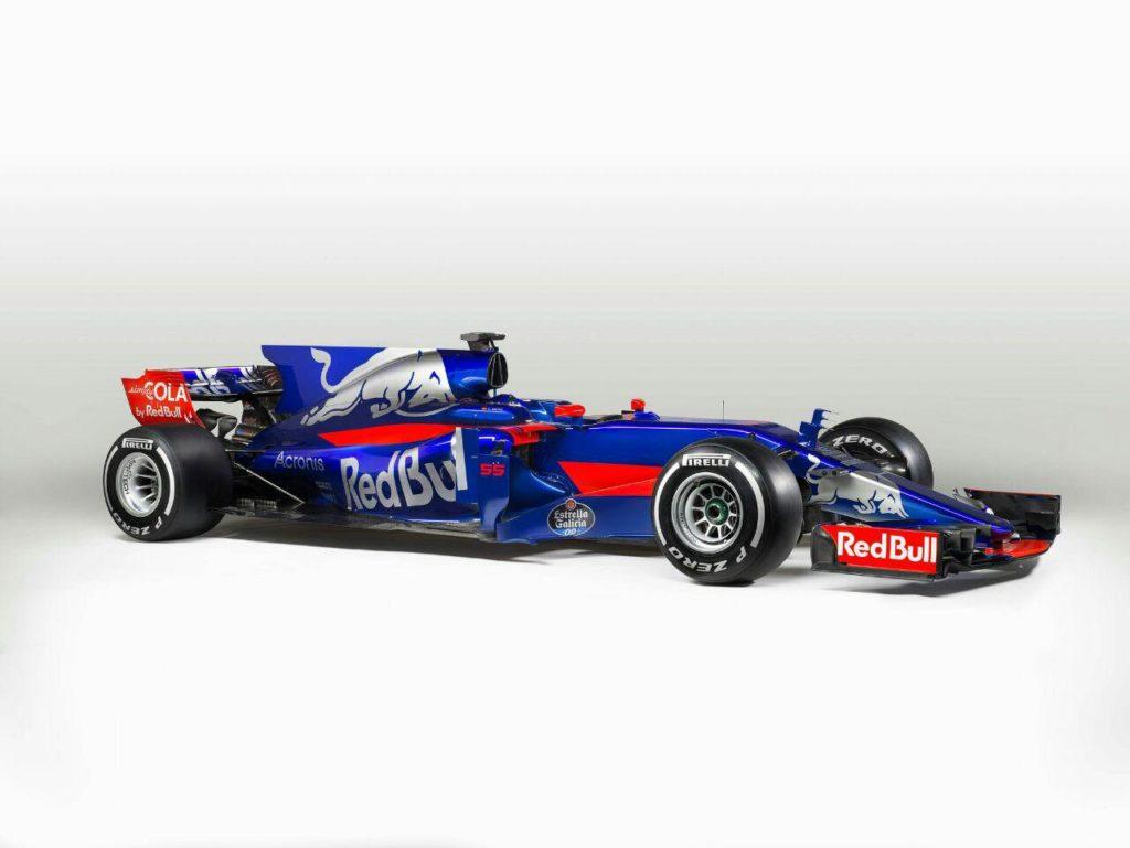 F1 | La nuova Toro Rosso STR12: che cambio di livrea!