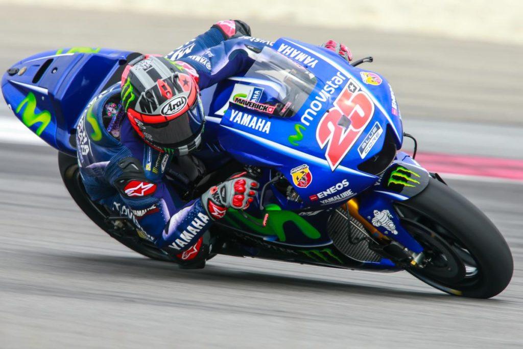 MotoGP   Viñales termina in bellezza i test di Sepang