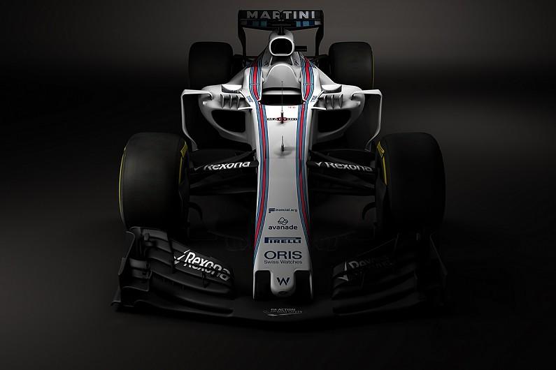 F1 | Svelata la Williams FW40! 2